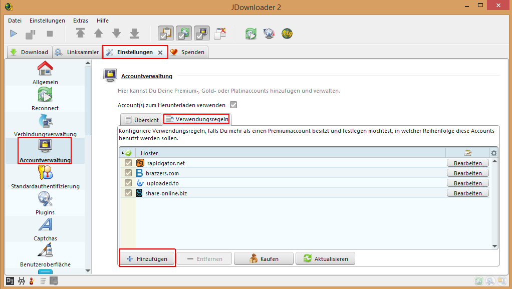 jdownloader 2 premium download free