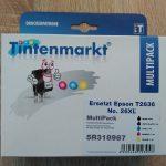 Tintenmarkt Epson 26
