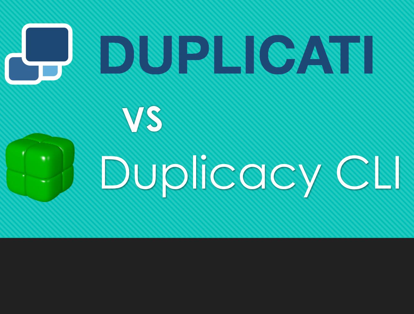 duplicacy