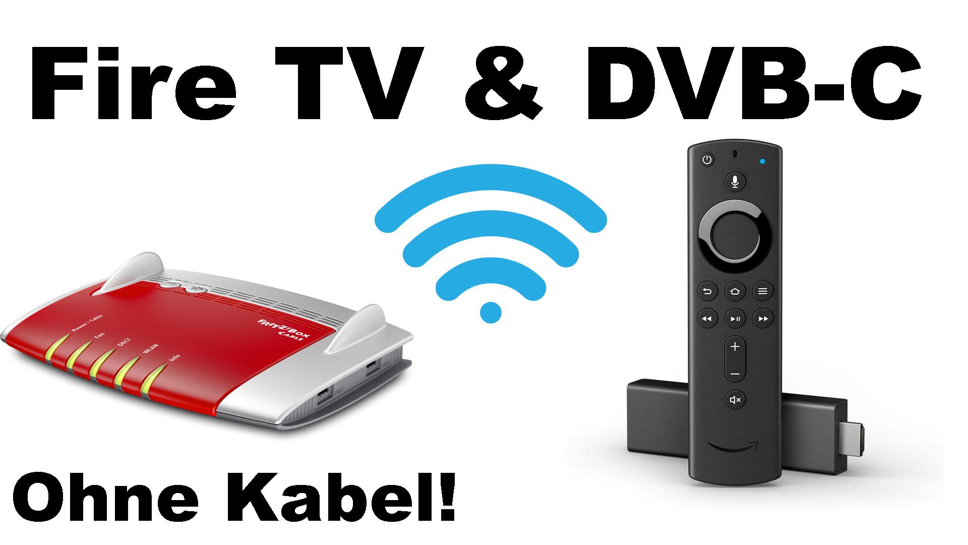 Dvb C Streaming Box