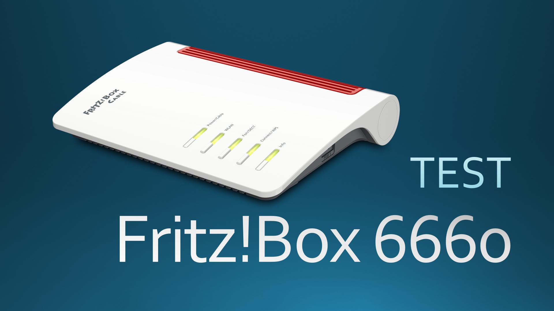 FritzBox 20 Cable im Test mit WLAN 20 AX und DOCSIS 20.20