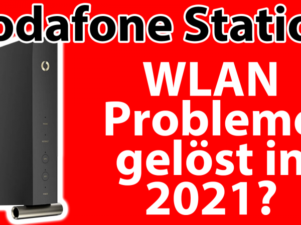 Vodafone Station Wlan Probleme